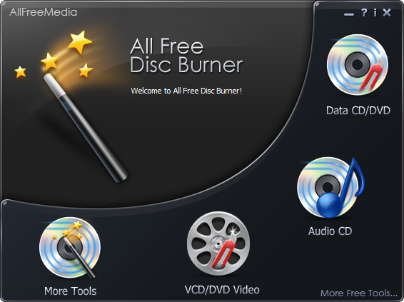 Free DVD-Video Burner screenshot